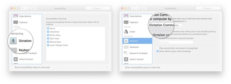 How to use Dictation on Mac | iMore