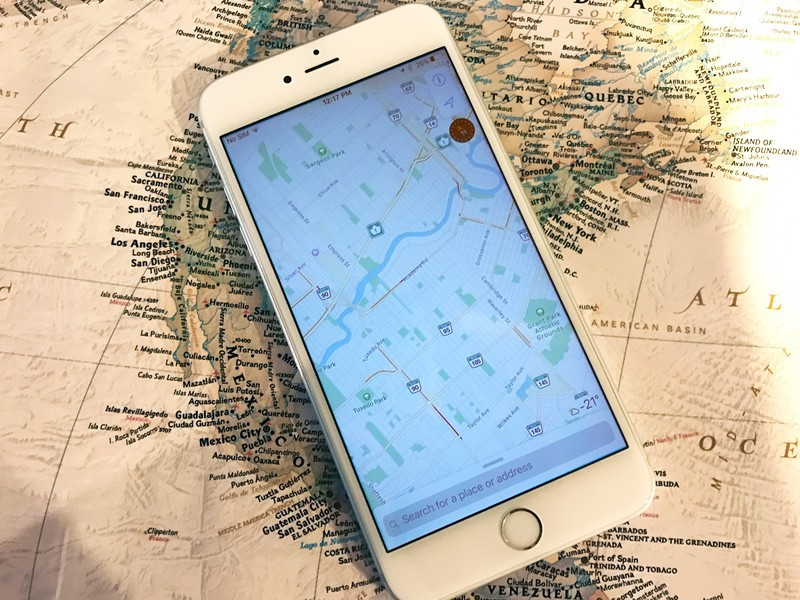 8697ea534bdd8 How to find locations and get directions with Maps on iPhone and iPad