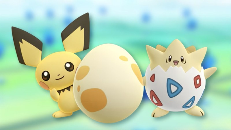 how to hatch pichu togepi and gen 2 babies in pok233mon go