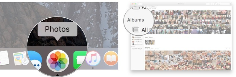 organize albums and folders