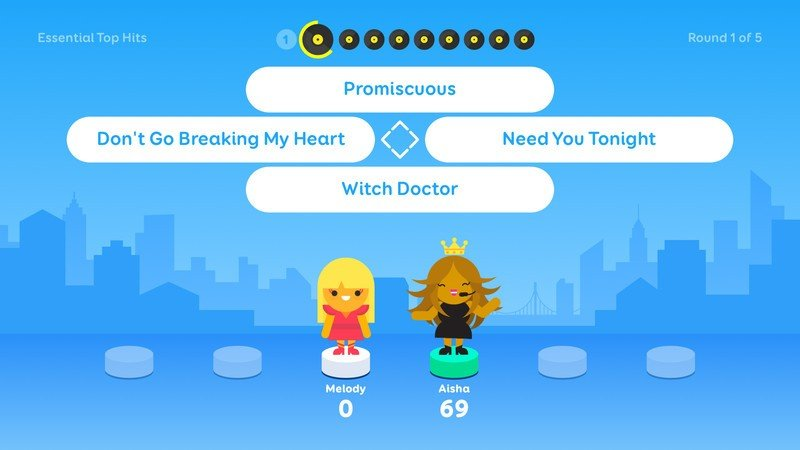 SongPop Party