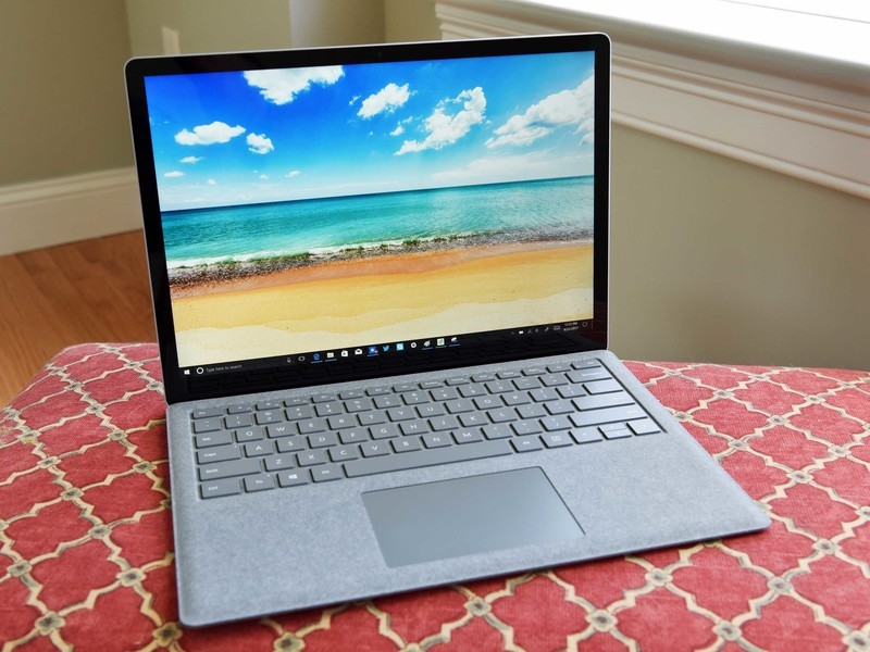 Grading On A Curve Microsoft Surface Laptop Imore