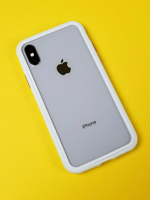 reputable site ce46d e78b9 Community Review: RhinoShield Mod Case for the iPhone X | iMore