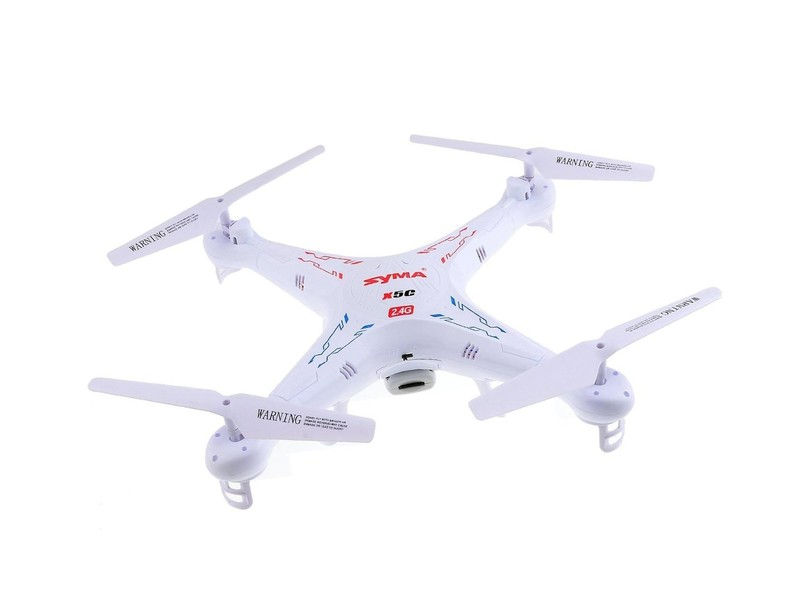 Soar through the sky with the $26 Syma X5C RC Quadcopter