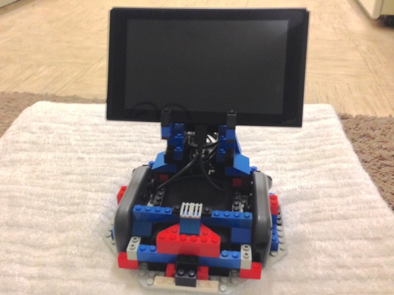Check Out This Cool Diy Lego Charging Stand For The
