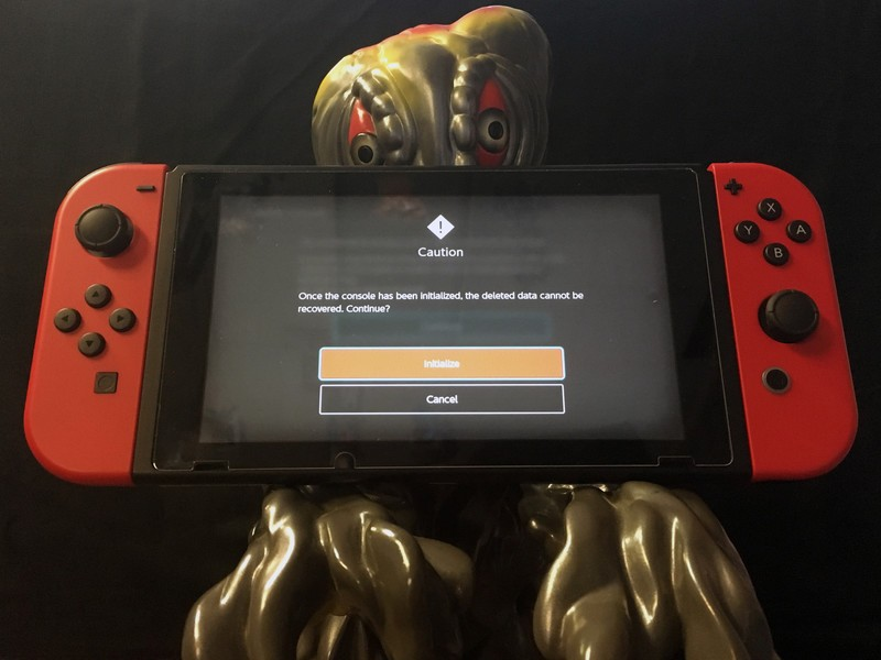 how do you switch iphones how to reset your nintendo switch before selling it imore 17027