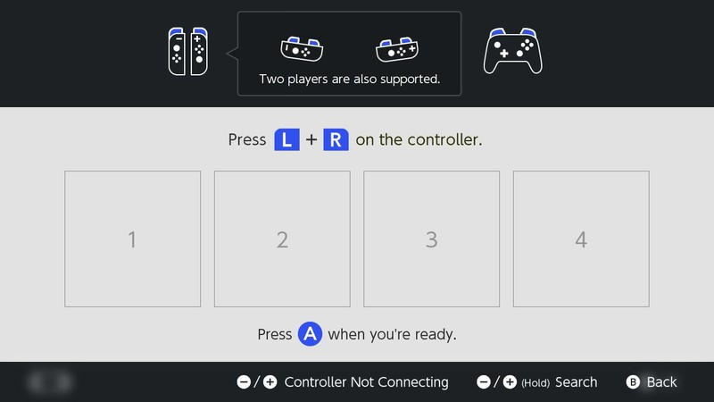 Connecting WaveBird Controller to Switch
