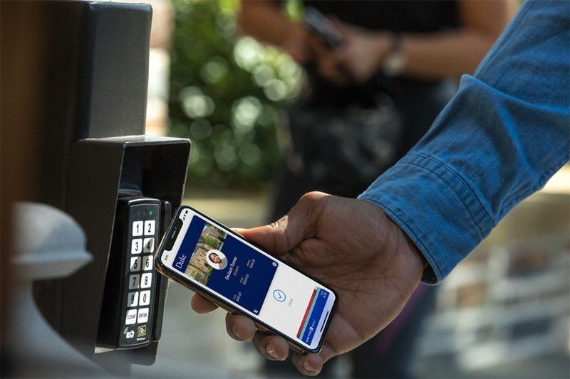 Apple Pay campus