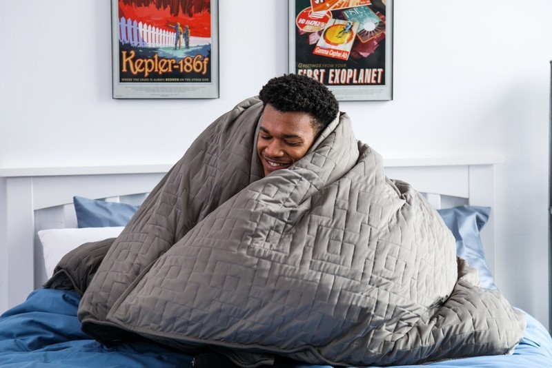 How Do Weighted Blankets Like The Gravity Blanket Work