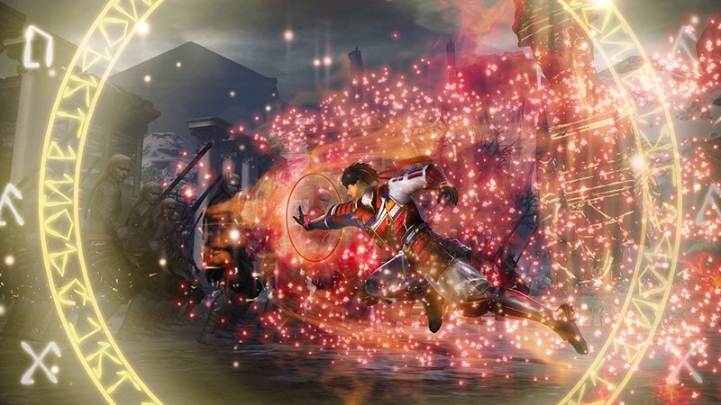 Android TV smart technology Source · What s new in Warriors Orochi 4
