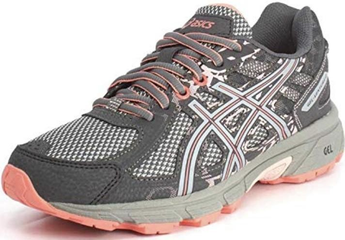 983b1aa0d400 Solid choice · ASICS Women s Gel-Venture 6 Running-Shoes
