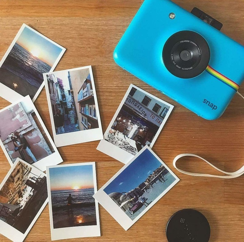 Does The Polaroid Snap Automatically Print When You Take A Picture Imore Free for commercial use no attribution required high quality images. polaroid snap automatically print