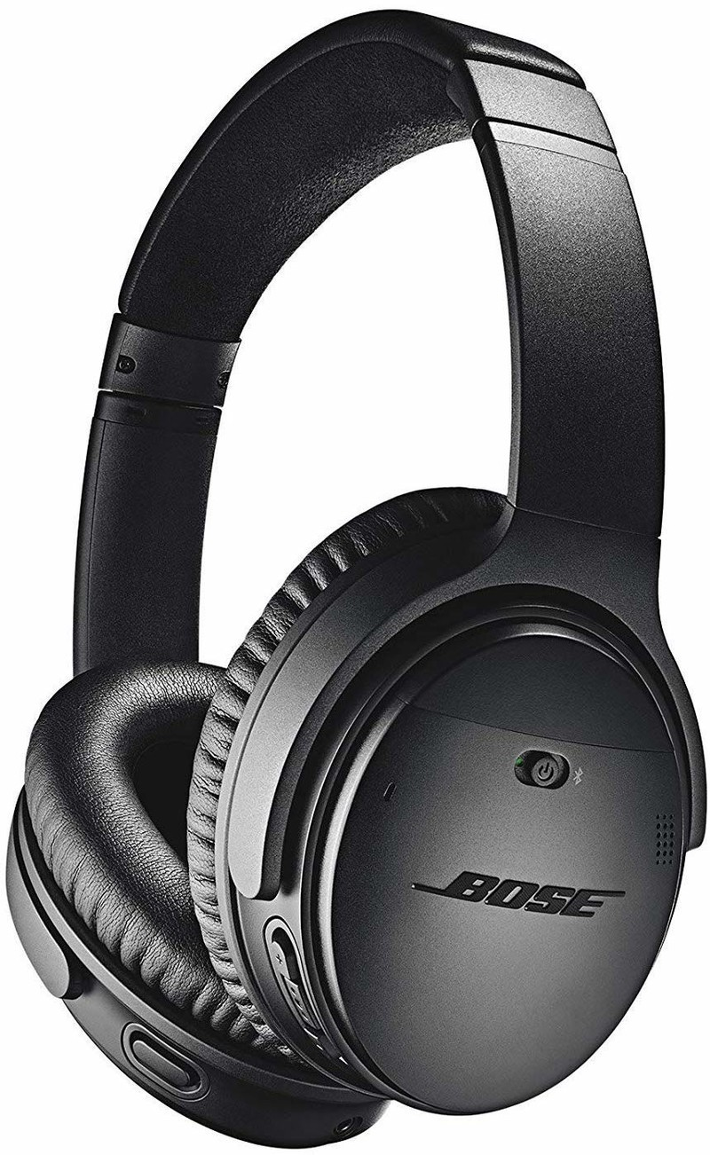 1d7c5a03021 Bose QC 35 II vs. QC 25: What's the difference (and which should you ...