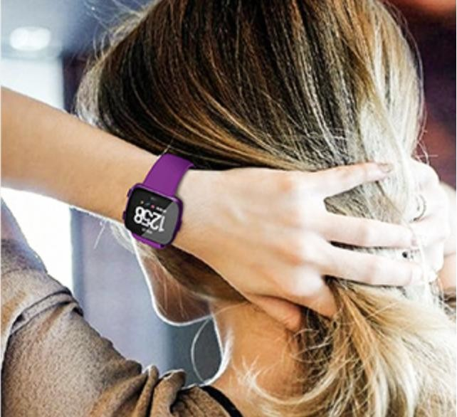 Best Bands For Purple Fitbit Versa Lite In 2019 Imore
