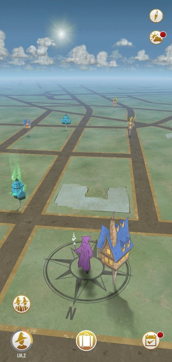 How to play Harry Potter: Wizards Unite in rural areas