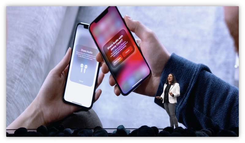 AirPods gets audio sharing, HomePod gets individual voice recognition and more!