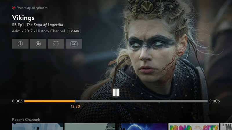 Sling TV updates its Roku and Apple TV apps with new user interfaces