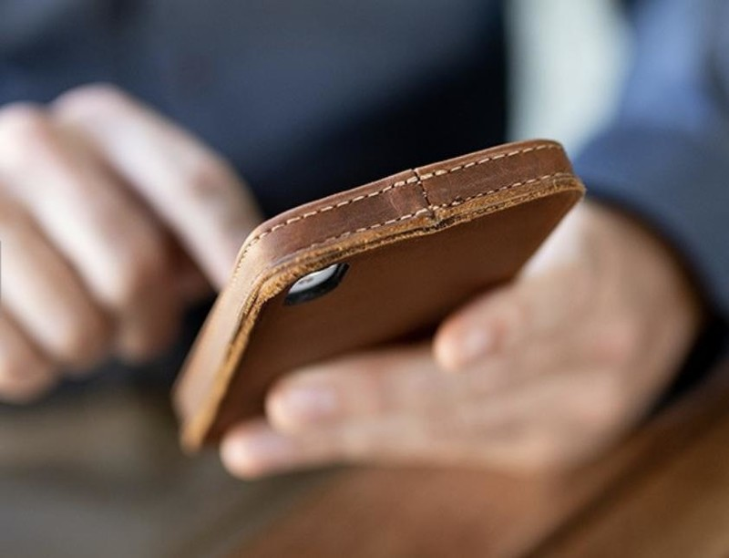 Pad and quill Traveler iPhone case