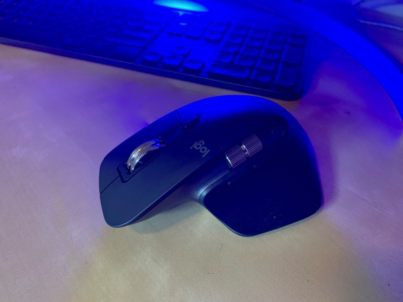 MX Master 3 and MX Keys review: Professional mouse and keyboard to the extreme