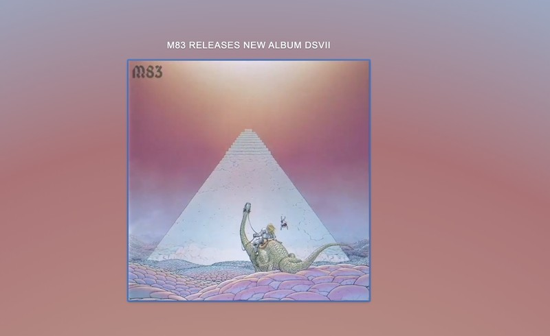 M83 drops long-awaited album, listen to it on Apple Music