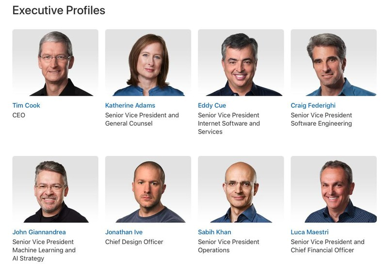 """Former Apple exec says current structure isn't """"particularly effective"""""""