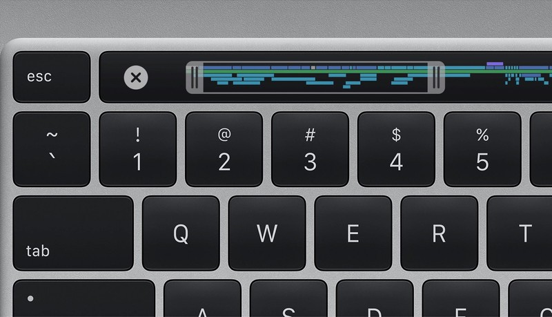 16 inch Macbook Pro Magic Keyboard