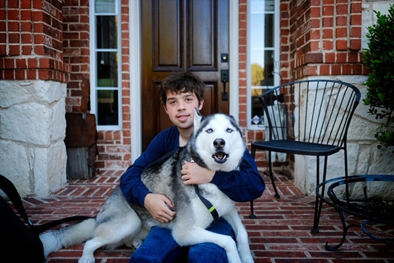 Texas Dad reveals how Apple Watch changed his autistic son's life