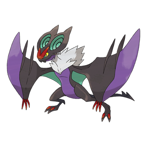 Noivern Pokemon