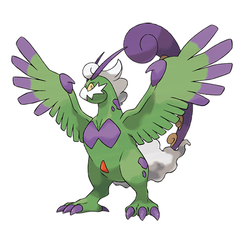 Pokemon 641 Tornadus Therian