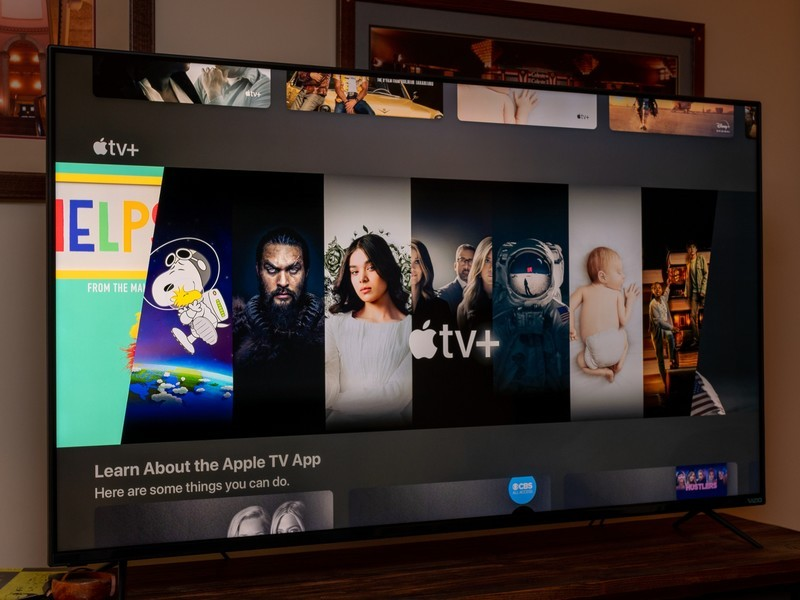 Apple TV+ shows accounted for 6 of the top 10 streamed in ...