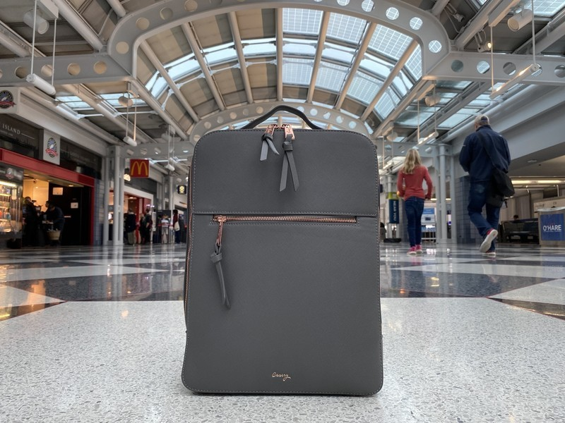Casery London Travel Backpack review: Carry your tech in style