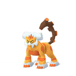 Pokemon Go 645 Landorus Therian Shiny
