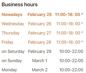 Apple China Store Hours