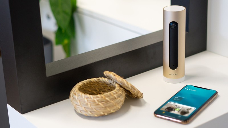 Netatmo Home Kit