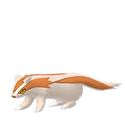 Pokemon Go 264 Linoone Shiny