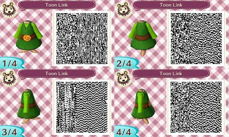 Animal Crossing Toon Link Tunic