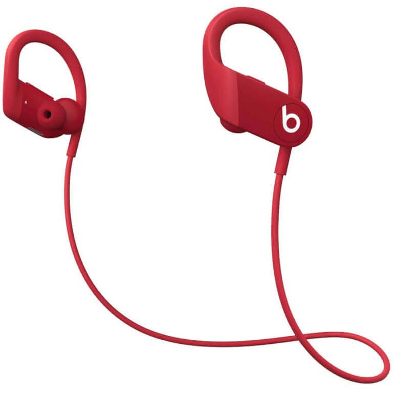 Powerbeats4 Red Product Shot