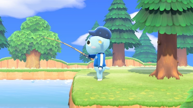 Acnh Fishing Outfits Sherb