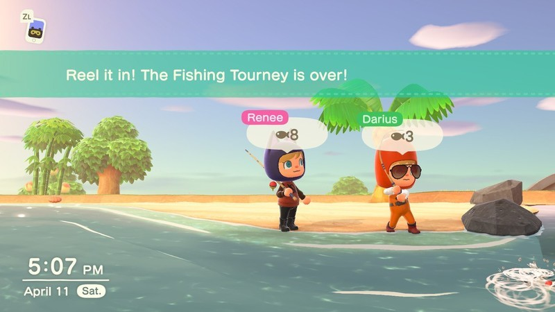 Acnh Fishing Tourney