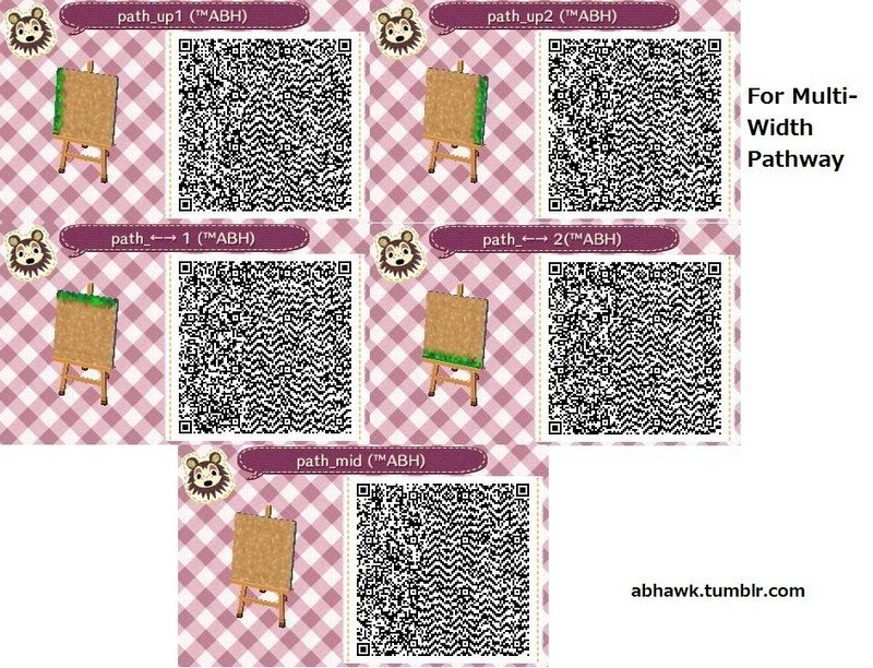 Animal Crossing New Horizons The Best Qr Codes For Streets