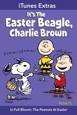 Easter Beagle Itunes Poster