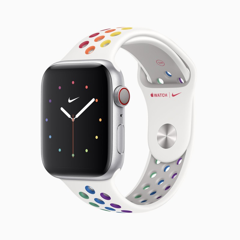 Apple Watch Nike Pride Edition Band