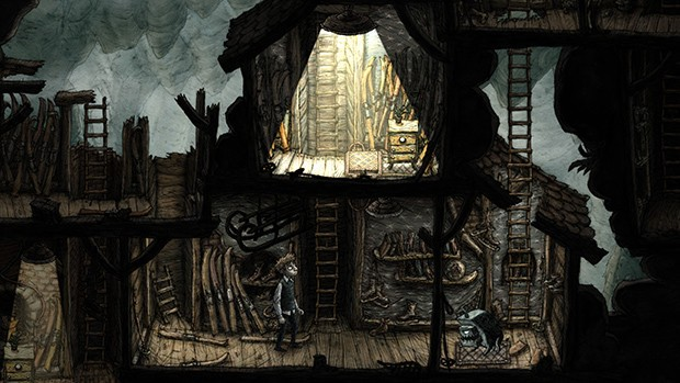 'Creaks', a new puzzle adventure game, debuts on Apple Arcade