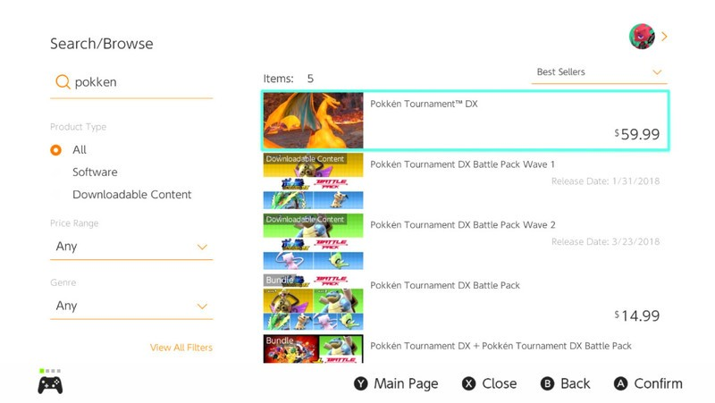 How To Download Pokken Tournament Dx Trial Select Game