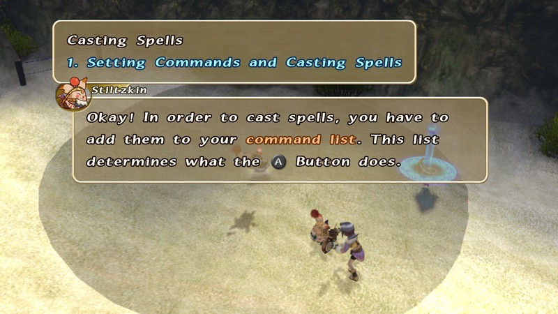 Final Fantasy Crystal Chronicles Remastered Edition Battle System