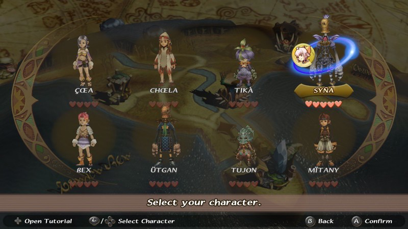 Final Fantasy Crystal Chronicles Remastered Edition How To Mimic