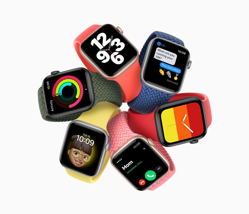 Apple Announces Watch Se