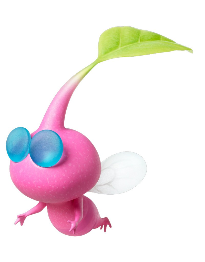 Pikmin 3 Deluxe Winged Pikmin