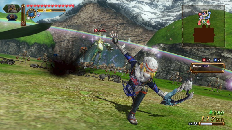 Hyrule Warriors Definitive Edition Review An Action Packed Love Letter To Zelda Fans Imore