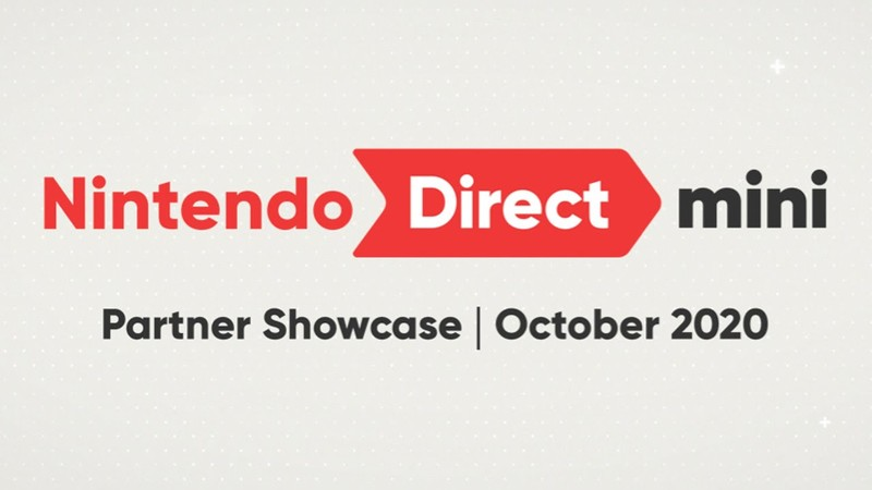 Nintendo Direct Mini October